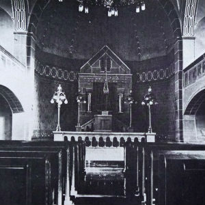 Synagoge 1910 Inneres 300